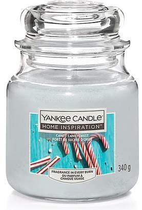 Yankee Candle Candy Cane Lane Medium Jar