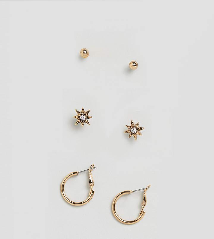 Liars & Lovers Starburst Multipack Earrings