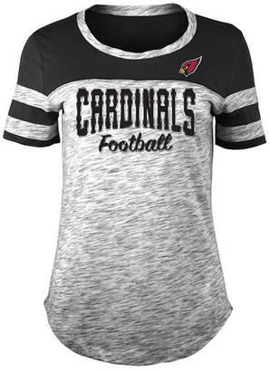 5th & Ocean Women's Arizona Cardinals Space Dye T-Shirt