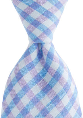 Vineyard Vines Nevis Gingham Woven Tie