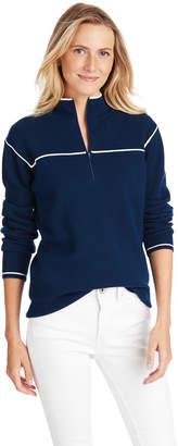 Vineyard Vines Merino 1/4 Zip Sweater