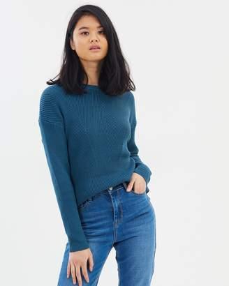 All About Eve Alice Design Line Knit Jumper