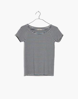 Madewell Canal Top in Stripe