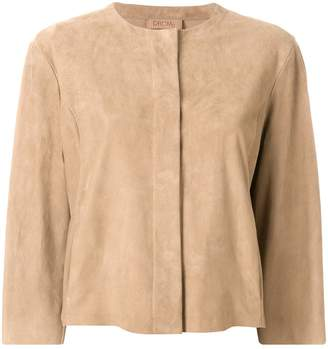 Drome boxy cropped jacket