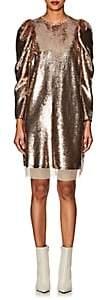 Ulla Johnson Women's Neptune Metallic Sequined Dress-Gold