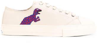 Paul Smith dinosaur sneakers