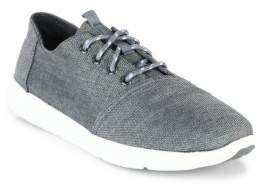 Toms Del Rey Canvas Sneakers