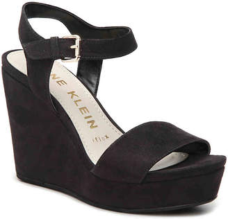Anne Klein Lina Wedge Sandal - Women's