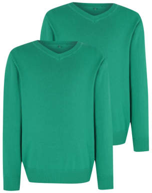 search for official 2019 real in stock V Neck School Jumper - ShopStyle UK