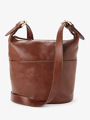 ea70ab141ecb John Lewis   Partners Kepley Leather Cross Body Bag