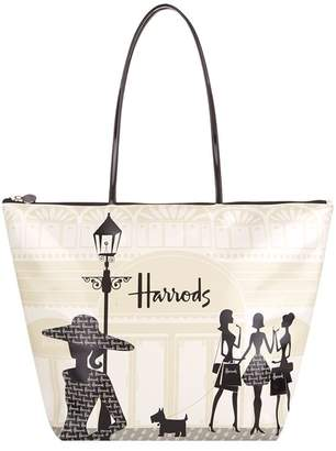 Harrods Knightsbridge Shopping Shoulder Bag