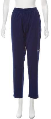 Nike High-Rise Straight-Leg Athletic Pants w/ Tags