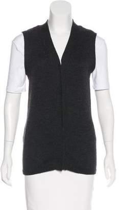 Diane von Furstenberg Lupan Wool Vest