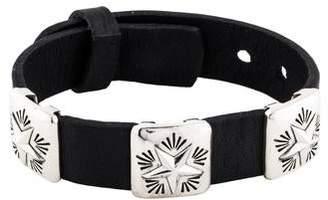 King Baby Studio Square Concho Star Bracelet