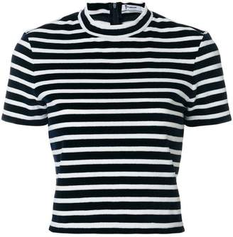 Alexander Wang horizontal stripe T-shirt