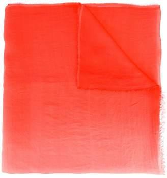 Armani Collezioni striped scarf