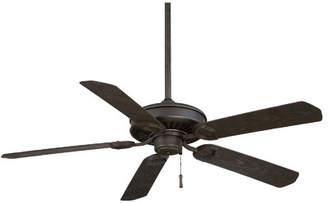 "Minka Aire Ceiling Fans Minka Aire 54"" Sundowner 5-Blade Indoor / Outdoor Ceiling Fan"