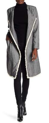 Line & Dot Sycamore Coat