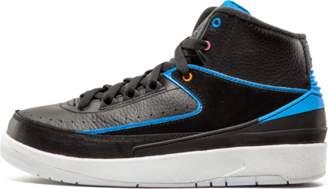 AIR JORDAN 2 RETRO BG Black/Photo Blue