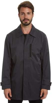 Haggar Men's Three-Quarter Length City Coat