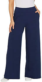 Belle by Kim Gravel Wide Leg Lounge Pants