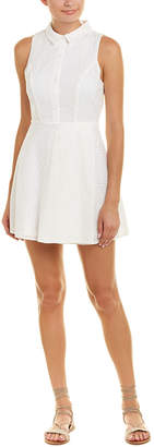 BCBGeneration Eyelet Sundress
