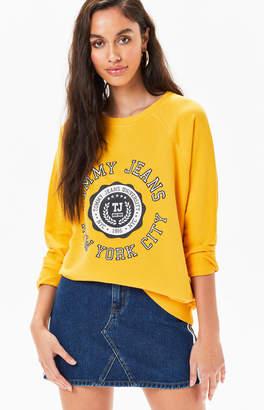 Tommy Jeans Stamp Logo Sweatshirt