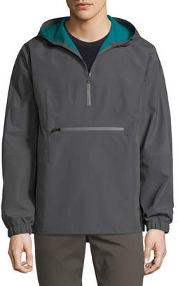 Vince Men's Packable Anorak Hoodie