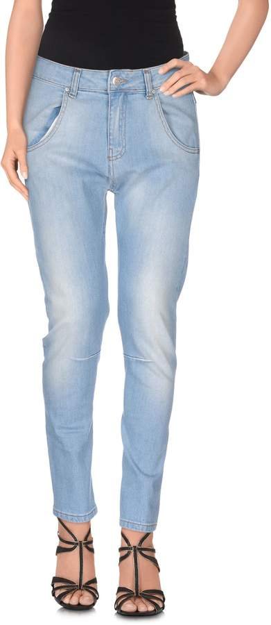 Massimo Rebecchi Denim pants - Item 42499745