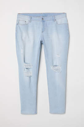 H&M H&M+ Boyfriend Jeans - Blue