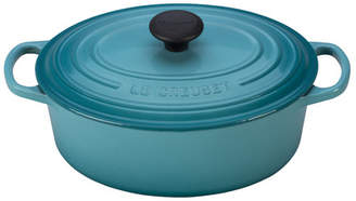 Le Creuset Enameled Cast Iron Signature Oval Dutch Oven