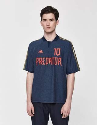 adidas S/S Predator Icons Zinedine Zidane Jersey