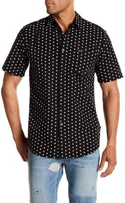 Obey Brighton Short Sleeve Slim Fit Shirt