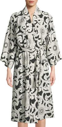 ... Natori Silk Road Long-Sleeve Robe a0761195e