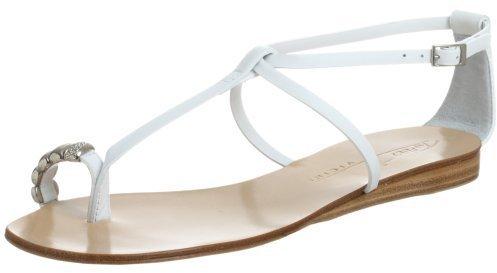 Tapeet by Vicini Women's Y80010 Flat Ankle Strap Sandal