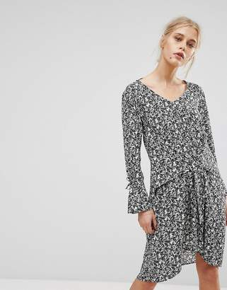 Max & Co. MAX&Co Davanti Printed Dress