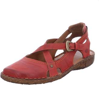 37ae39953acb Josef Seibel Womens Rosalie 13 Leather Sandals 40 EU