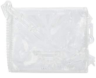 Mame see-through crossbody bag