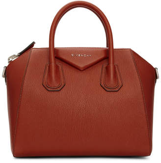 Givenchy Brown Small Antigona Bag