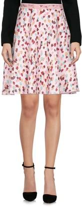 Giamba Knee length skirts