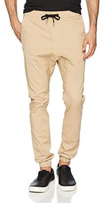 Zanerobe Men's Lightweight Stretch Fabric Slim Sureshot Jogger Pants