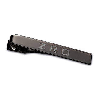 Asstd National Brand Personalized Tie Bar For Narrow Ties
