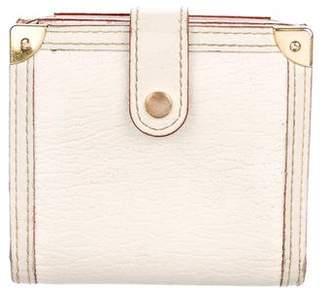 Louis Vuitton Suhali Compact Zippy Wallet