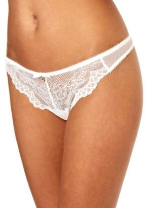 e293d040a2 Gossard Superboost Lace Thong Low Rise Women s Thong