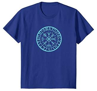 Nordic Vegvisir - Magical Sigil T-Shirt For Lore Lovers