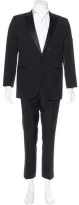 Louis Vuitton Wool Tuxedo Suit