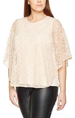 Evans Women's Lace Cape T-Shirt