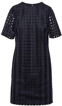 Banana Republic Petite Lace Shift Dress