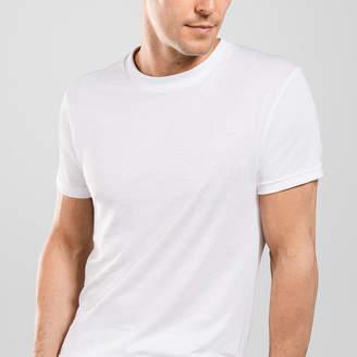STAFFORD Stafford 4-pk. Blended Cotton Crewneck T-Shirts-Big & Tall