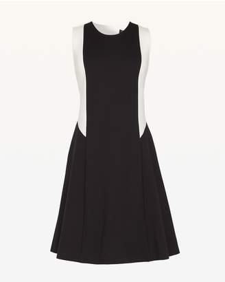 Juicy Couture Colorblock Ponte Dress